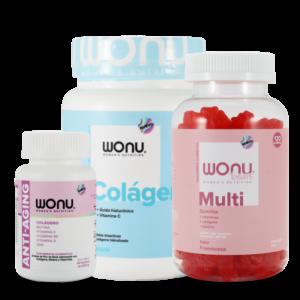 Paquete WONU Skin – 3 piezas