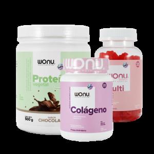 Paquete WONU Family – 3 piezas