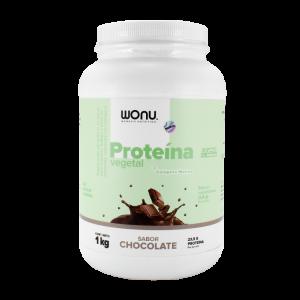 Proteína Vegetal sabor Chocolate 1 Kg