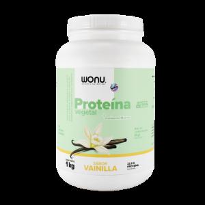 Proteína Vegetal sabor Vainilla 1 Kg