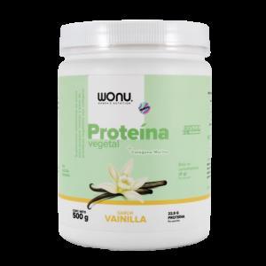 Proteína Vegetal sabor Vainilla 500 g